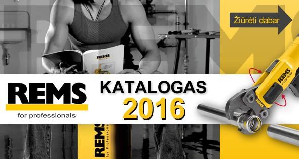 UAB Litremsas | 2016 metų REMS įrankių katalogas!