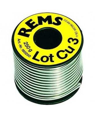 REMS Lot Cu 3